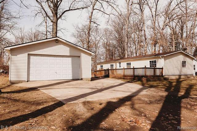 250 Indian Trail, Deerfield Twp, MI 48421 (#2200021626) :: The Mulvihill Group