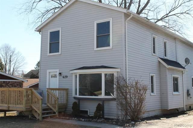 429 Dorothy Street, South Lyon, MI 48178 (#2200021668) :: Duneske Real Estate Advisors
