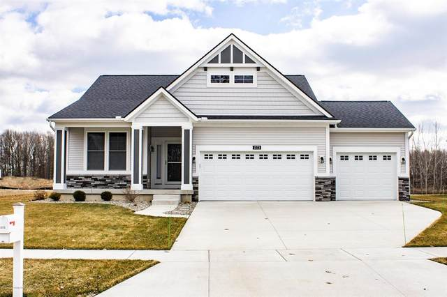 1573 Yosemite Drive, Delta Twp, MI 48917 (#630000244909) :: Alan Brown Group