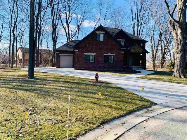 37056 Silver Maple Crt., Richmond, MI 48062 (#58050008363) :: Springview Realty