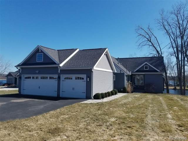 6409 Victoria  Shore Drive, Victor Twp, MI 48848 (#2200021887) :: The Mulvihill Group