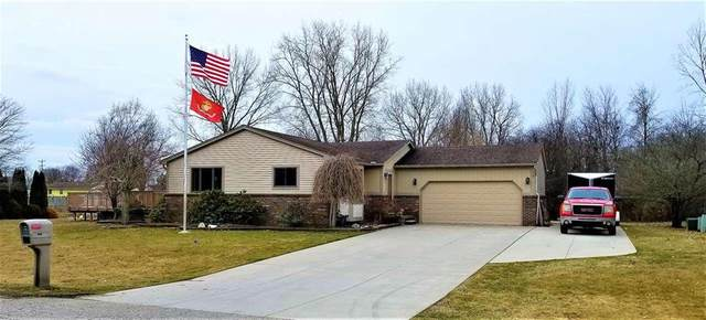 697 Nautical Lane, Cottrellville Twp, MI 48039 (#58050008372) :: Alan Brown Group