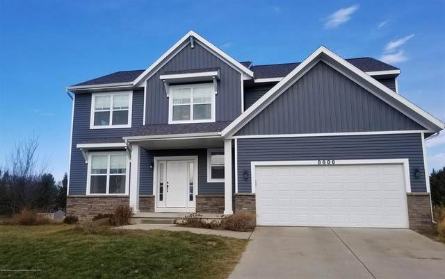 8686 Yellowstone Lane, Delta Twp, MI 48917 (#630000244927) :: Alan Brown Group
