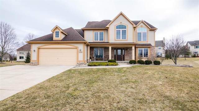 334 Aberdeen, Saline, MI 48176 (#543271961) :: Alan Brown Group