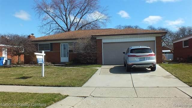 29632 Van Laan Drive, Warren, MI 48092 (#2200022098) :: The Buckley Jolley Real Estate Team
