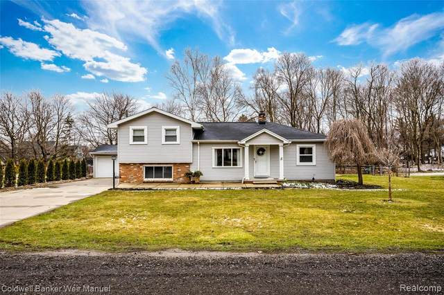 46065 Norton Court, Northville Twp, MI 48167 (#2200022100) :: Duneske Real Estate Advisors