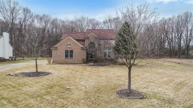 21575 Nathan Court, Lyon Twp, MI 48178 (#543271954) :: Springview Realty