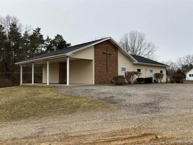 61070 Hwy. M-40, Antwerp Twp, MI 49079 (#2200022175) :: Robert E Smith Realty