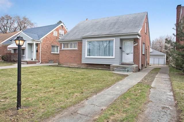 12852 Wormer, Redford Twp, MI 48239 (#543271985) :: GK Real Estate Team