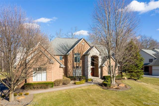 67584 Hidden Oak Lane, Washington Twp, MI 48095 (#2200022275) :: Team DeYonker