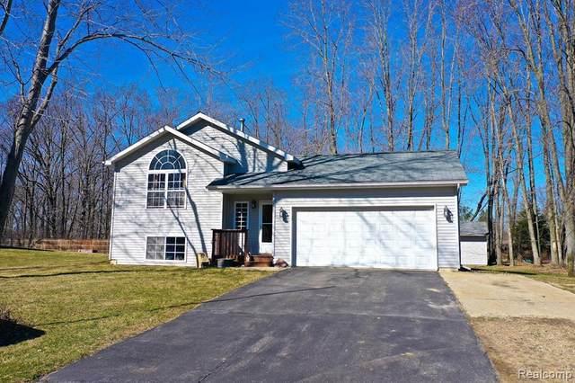 7970 Village Green Road, Spring Arbor Twp, MI 49269 (#2200022342) :: The Buckley Jolley Real Estate Team