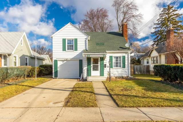 2010 Old Oakland Avenue, Lansing, MI 48915 (#630000244965) :: The Mulvihill Group