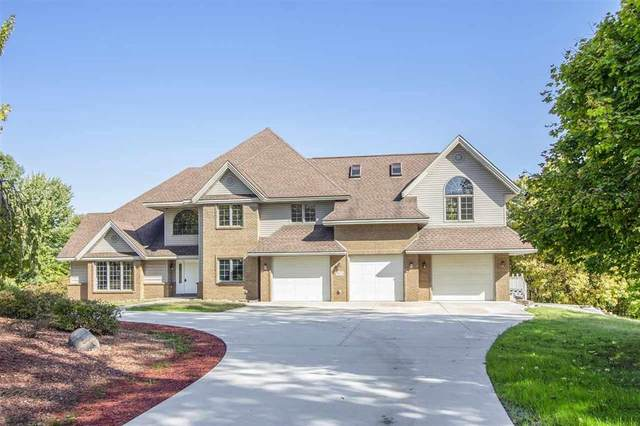 2028 Scenic Hills Drive, Leoni, MI 49201 (#55202000782) :: Alan Brown Group
