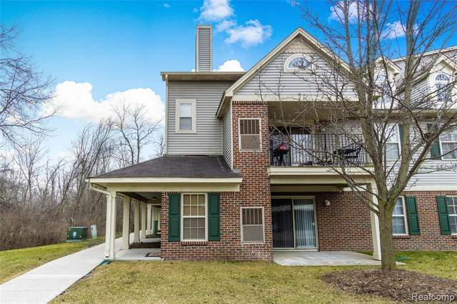 12101 Pinehurst Lane, Grand Blanc Twp, MI 48439 (#2200022480) :: BestMichiganHouses.com