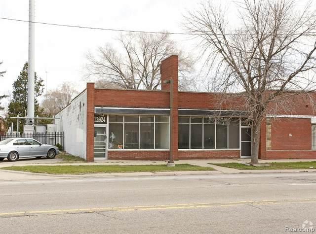 12924 W 7 MILE Road, Detroit, MI 48235 (#2200022506) :: The Buckley Jolley Real Estate Team