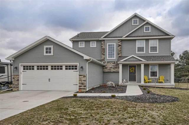 5038 Wyndemere Ct, Mundy Twp, MI 48473 (#5050008612) :: The Merrie Johnson Team