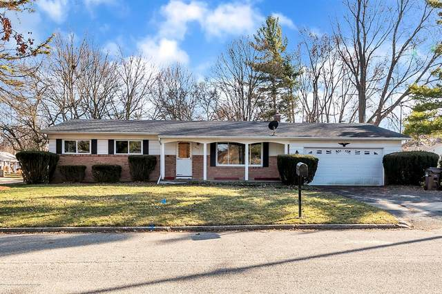 1614 Waycross Drive, Lansing, MI 48911 (#630000244985) :: RE/MAX Nexus