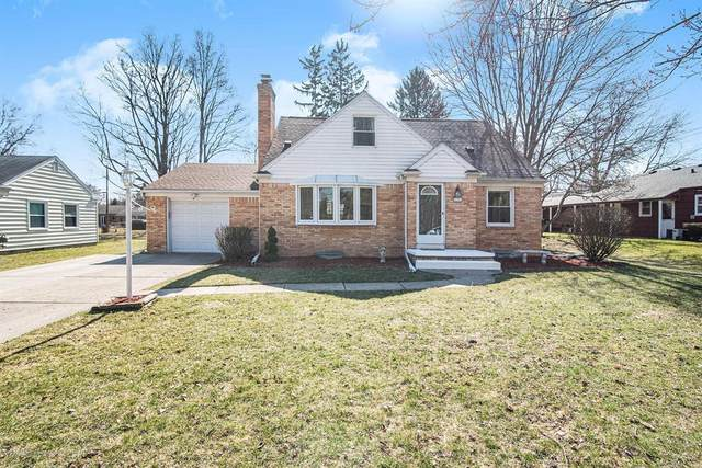 2131 Delta River Drive, Lansing, MI 48906 (#630000244986) :: RE/MAX Nexus