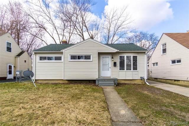 3502 Comanche Avenue, Flint, MI 48507 (MLS #2200022602) :: The John Wentworth Group