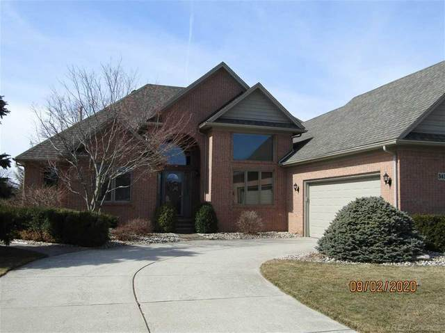 34391 Country Meadow, Chesterfield Twp, MI 48047 (#58050008657) :: The Mulvihill Group