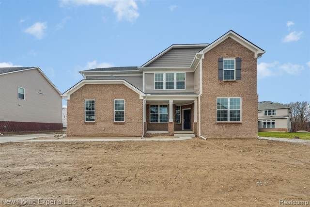 914 Weber Court, Orion Twp, MI 48360 (#2200022718) :: The Mulvihill Group