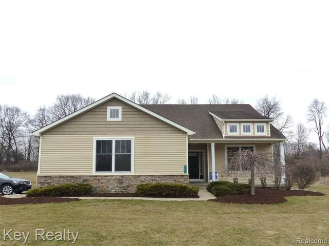 5553 Seney Circle N, Hamburg Twp, MI 48189 (#2200022723) :: The Buckley Jolley Real Estate Team