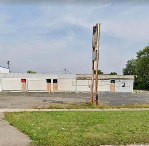 151 Middlebelt Road, Inkster, MI 48141 (#2200022750) :: The BK Agency