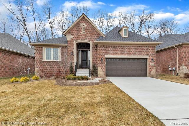5534 Woodfall Road, Independence Twp, MI 48348 (#2200022773) :: Springview Realty