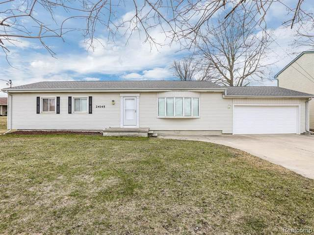 24145 Merriman Road, Huron Twp, MI 48164 (#2200022963) :: The Mulvihill Group