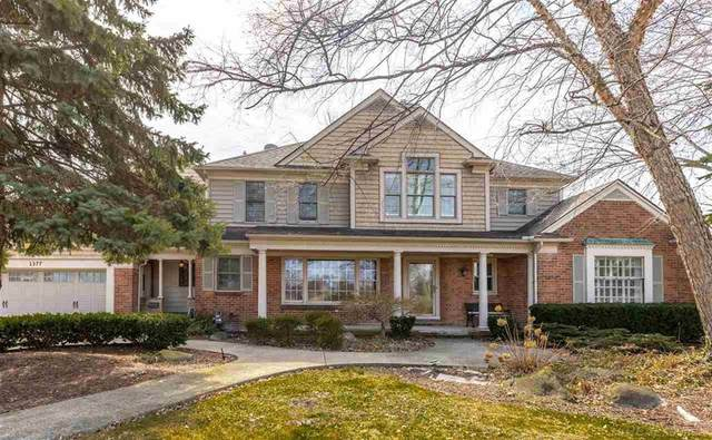 1377 Sunningdale, Grosse Pointe Woods, MI 48236 (#58050008753) :: Springview Realty