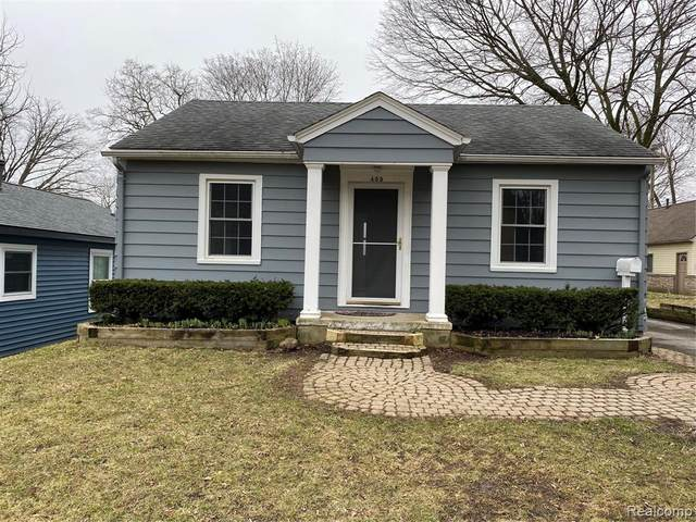 405 Virginia Avenue, Ann Arbor, MI 48103 (#2200022996) :: Springview Realty