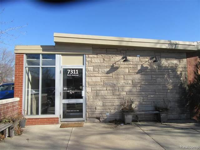 7311 Park Avenue, Allen Park, MI 48101 (#2200023034) :: The BK Agency