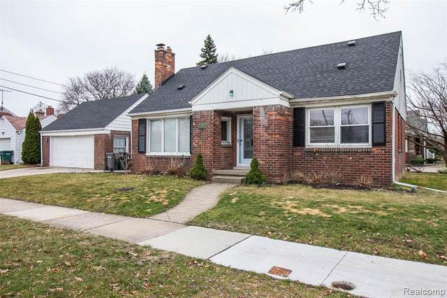 24841 Cherry Hill Street, Dearborn, MI 48124 (#2200023109) :: Alan Brown Group