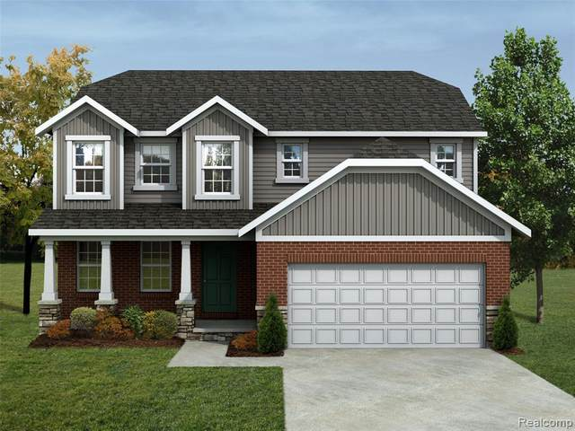 44170 Winchester Drive, Canton Twp, MI 48188 (#2200023132) :: Alan Brown Group