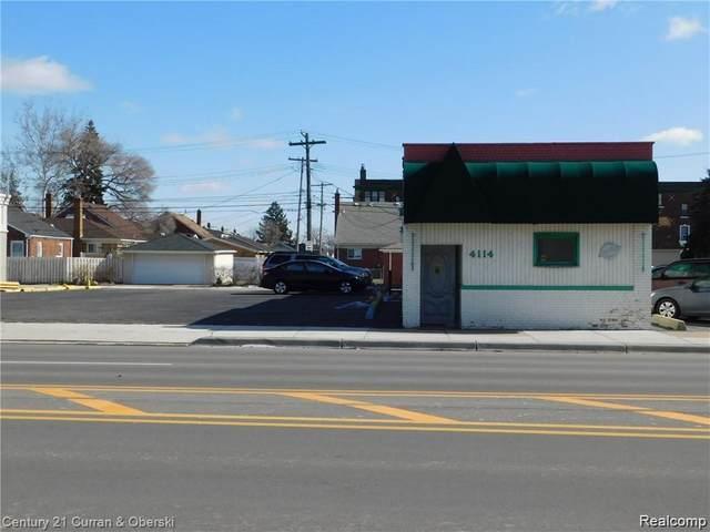 4114 Schaefer Road, Dearborn, MI 48126 (#2200023138) :: BestMichiganHouses.com