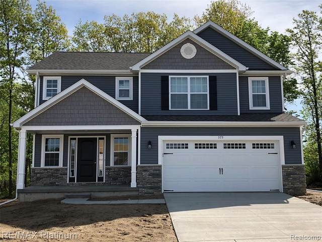497 Grayhawk Court, Putnam Twp, MI 48169 (#2200023154) :: The Buckley Jolley Real Estate Team
