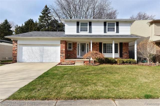 1183 Winthrop Drive, Troy, MI 48083 (#2200023260) :: The Buckley Jolley Real Estate Team