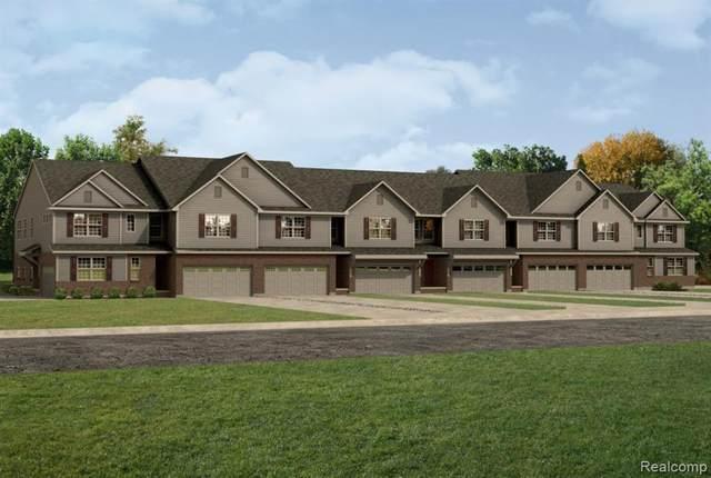 49147 Charnwood Street #51, Macomb Twp, MI 48042 (#2200023282) :: Springview Realty