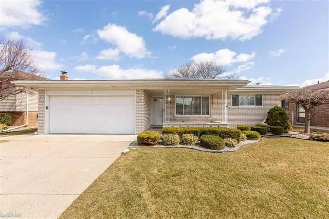 35638 Marina, Sterling Heights, MI 48312 (#58050008871) :: GK Real Estate Team