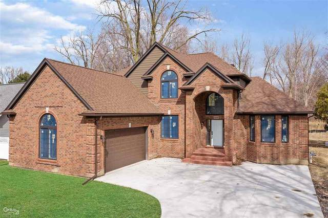 12145 24 MILE, Shelby Twp, MI 48315 (#58050008875) :: The Mulvihill Group