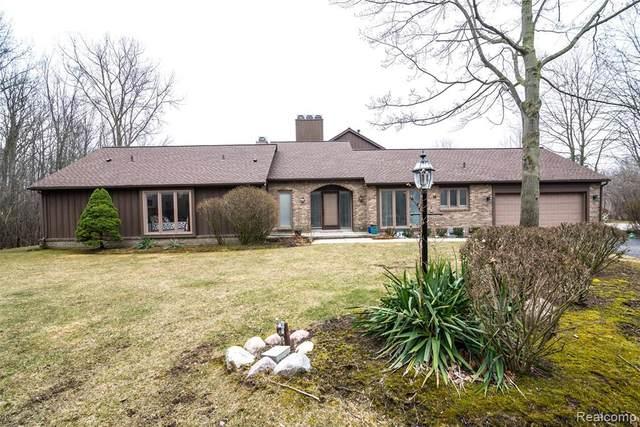 30930 River Crossing Street, Bingham Farms Vlg, MI 48025 (#2200023359) :: RE/MAX Nexus