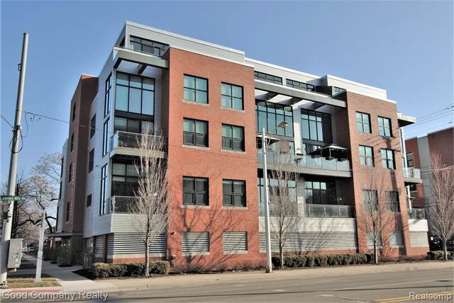 100 N Center Street #301, Royal Oak, MI 48067 (#2200023439) :: RE/MAX Nexus