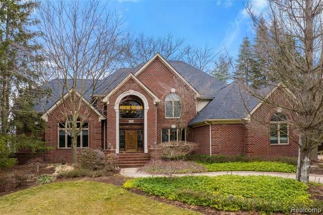4909 Deer Creek Circle S, Washington Twp, MI 48094 (#2200023472) :: GK Real Estate Team