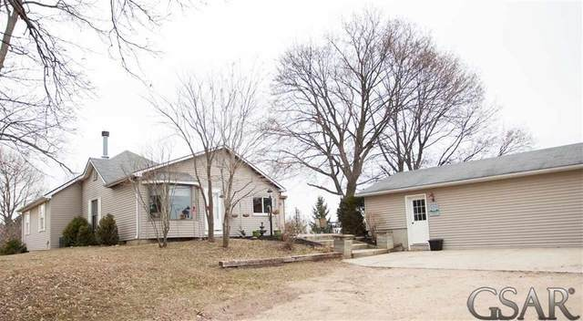 8325 S Gale, Bennington Twp, MI 48857 (#60050008904) :: Springview Realty
