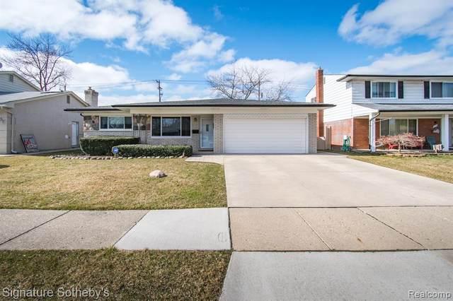 31219 Lund Avenue, Warren, MI 48093 (#2200023505) :: Duneske Real Estate Advisors
