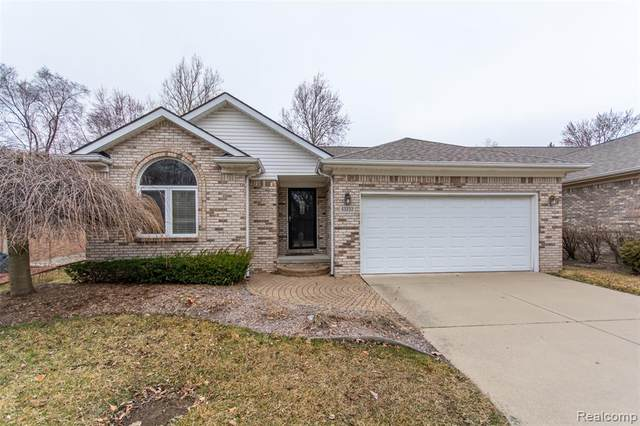 43232 Tall Pines Court, Sterling Heights, MI 48314 (#2200023537) :: Alan Brown Group
