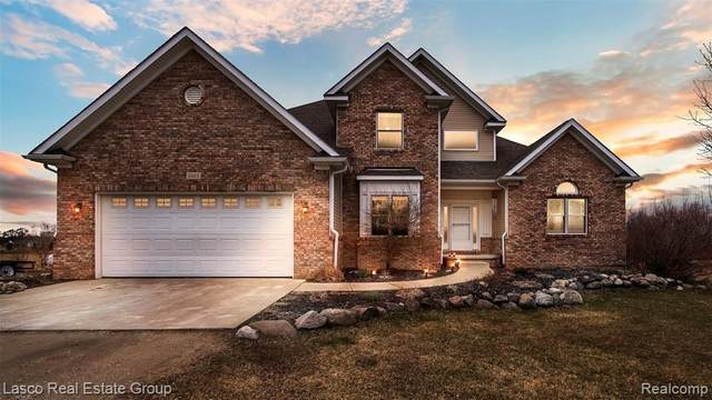 1665 Shortline Drive, Mayfield Twp, MI 48446 (#2200023560) :: The Merrie Johnson Team