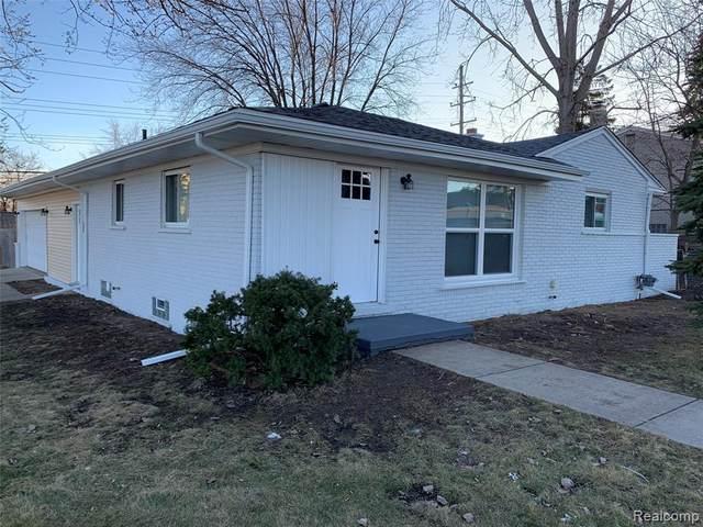 207 W Tienken Road, Rochester Hills, MI 48306 (#2200023574) :: The Alex Nugent Team | Real Estate One