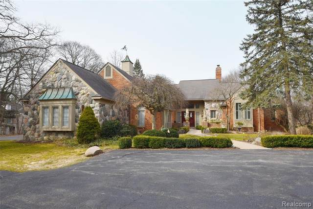 1805 Tiverton Road, Bloomfield Hills, MI 48304 (#2200023608) :: Keller Williams West Bloomfield