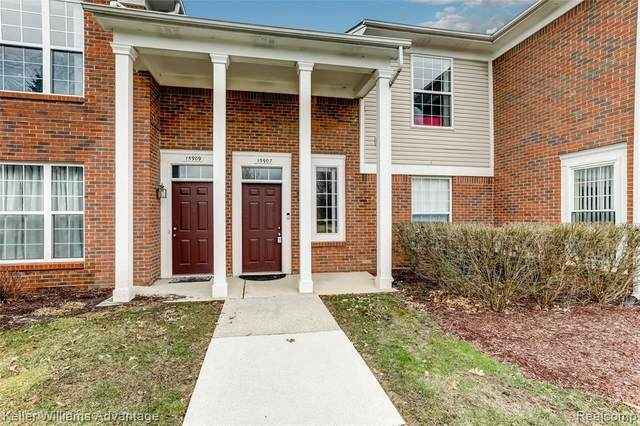 15907 Morningside, Northville Twp, MI 48168 (#2200023701) :: Duneske Real Estate Advisors